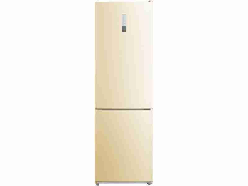 Холодильник с морозильной камерой Delfa DBFN-190B