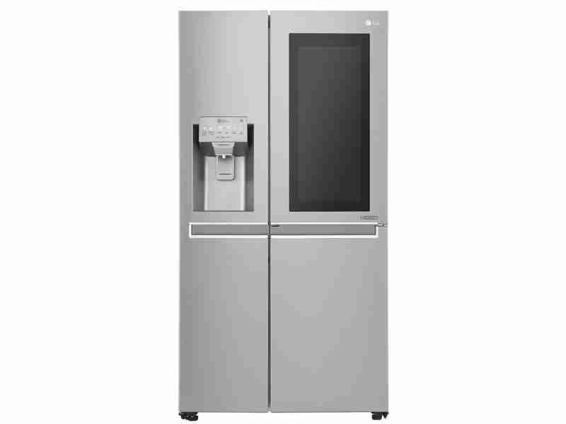 Холодильник с морозильной камерой  LG GSX961NSAZ