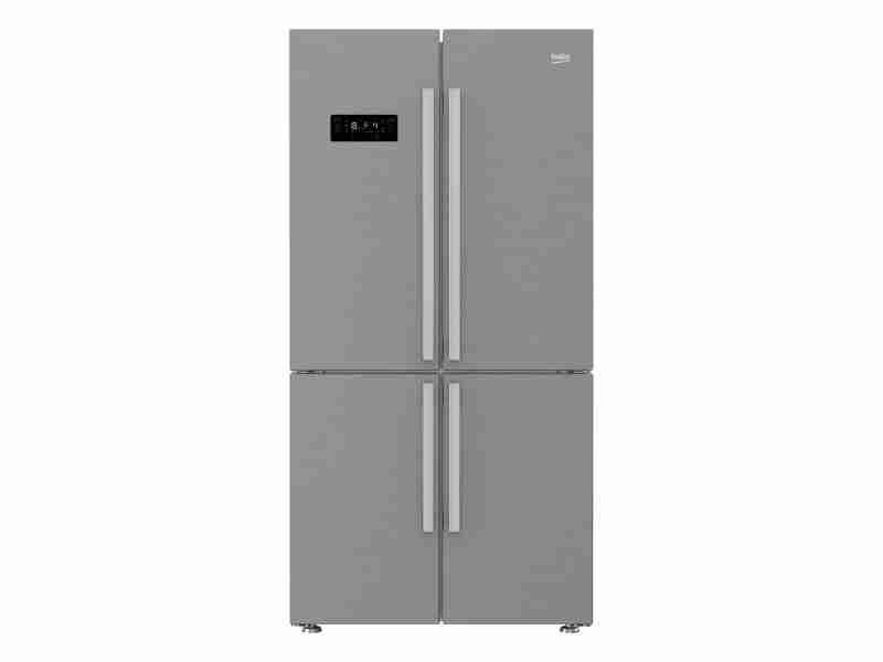 Холодильник с морозильной камерой  Beko GN1416231JX