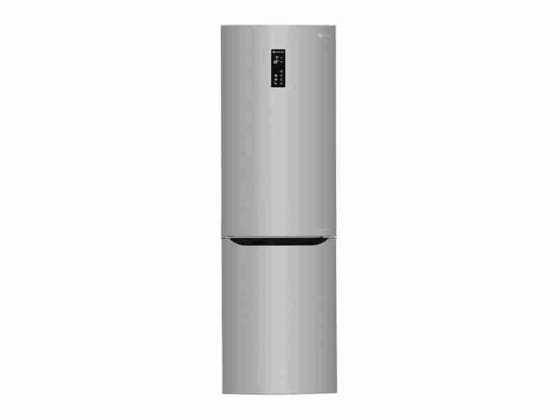 Холодильник с морозильной камерой  LG GBB59PZDZS