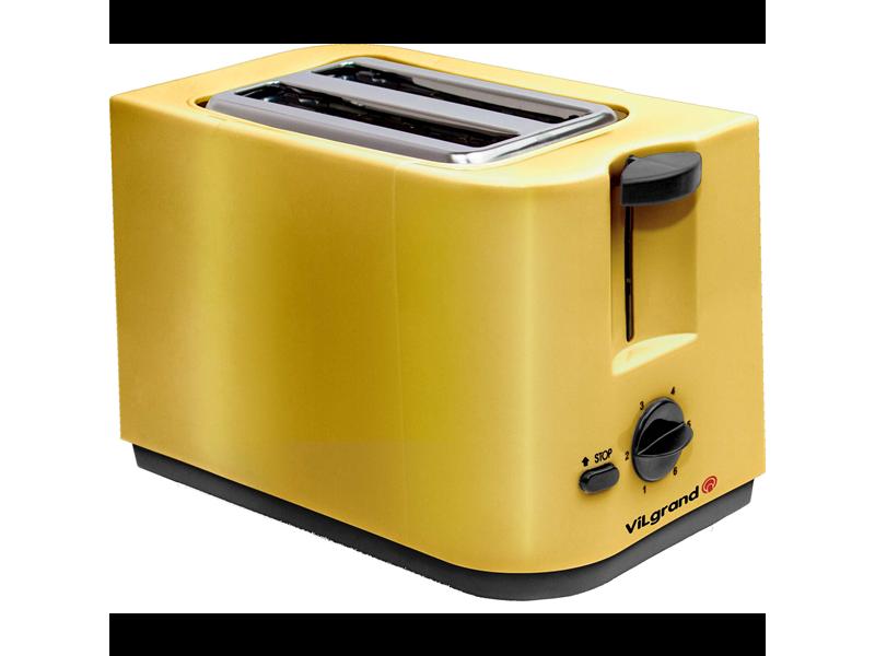 Тостер  ViLgrand VT0726T Gold