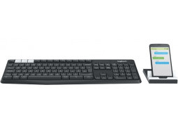 Logitech K375s Wireless Keyboard and Stand Combo стоимость