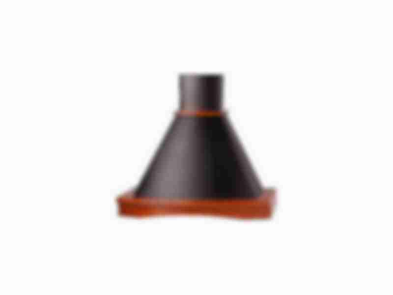 Вытяжка Pyramida R 60 BL