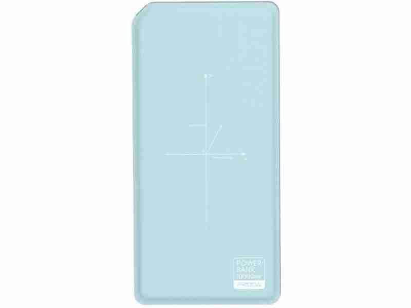 Power Bank (УМБ) Remax Proda Chicon Wireless 10000mAh Blue/White (PPP-33-BLUE+WHITE)