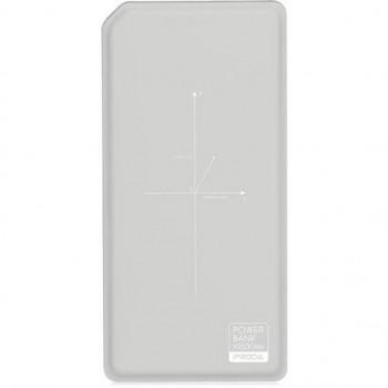 Powerbank аккумулятор Remax Proda Chicon Wireless 10000mAh Grey/White (PPP-33-GREY+WHITE)