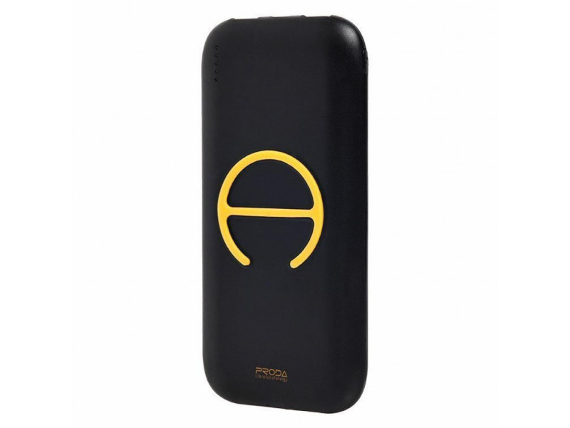 Powerbank аккумулятор Remax Proda Layter Wireless 10000mAh Black (PD-P06-BLACK) дешево