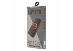 Powerbank аккумулятор Remax Proda Layter Wireless 10000mAh Black (PD-P06-BLACK) фото