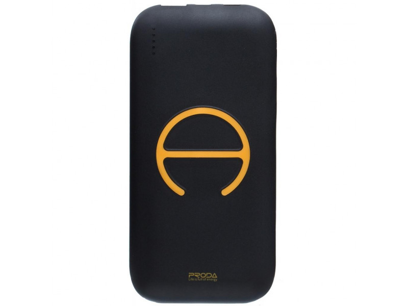 Powerbank аккумулятор Remax Proda Layter Wireless 10000mAh Black (PD-P06-BLACK)