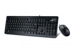 Клавиатура с мышью Genius SlimStar C130 USB (31330208112) описание