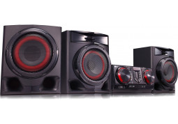 Музыкальный центр LG CJ-45 стоимость