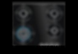 Варочная поверхность Electrolux GPE363LK