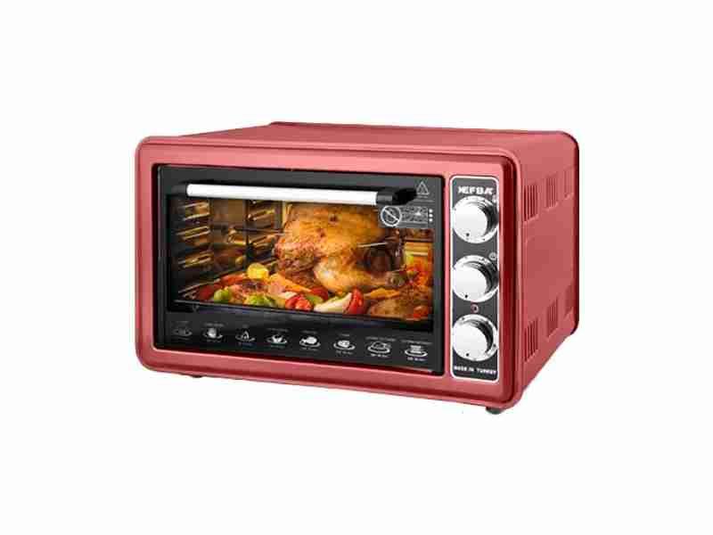 Электродуховка EFBA 1004 Red