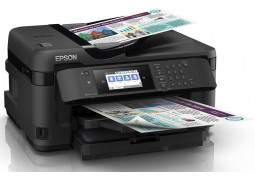 МФУ Epson WorkForce WF-7710DWF WI-FI (C11CG36413) стоимость