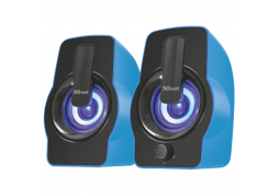 Акустическая система Trust Gemi 2.0 Rgb Blue