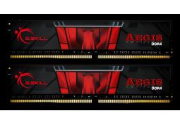 Модуль памяти G.Skill Aegis DDR4 16GB (2x8GB) 3200  (F4-3200C16D-16GIS)