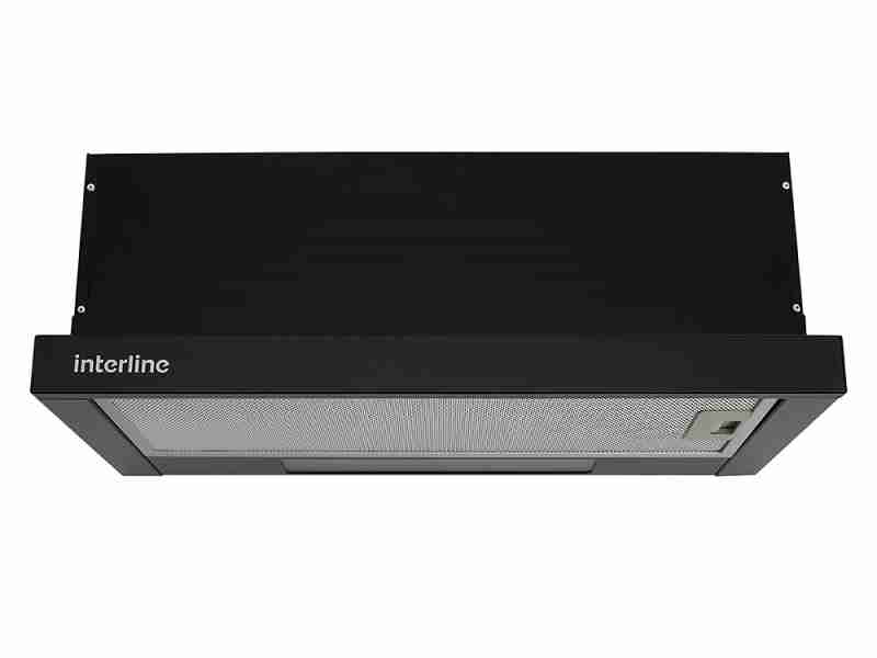 Вытяжка Interline DELI Black A/60/2/T