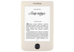 Электронная книга PocketBook Basic 3 White (PB614-2-D-CIS) описание