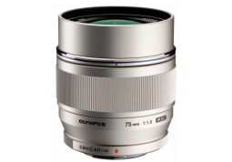 Объектив Olympus ET-M7518 75mm 1:1.8 Black