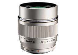 Объектив Olympus ET-M7518 75mm 1:1.8 Silver