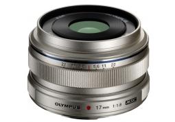 Объектив Olympus EW-M1718 17mm 1:1.8 Black