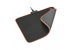 Коврик для мыши с RGB подсветкой Trust TRUST Gxt762 Glide-Flex Mousepad