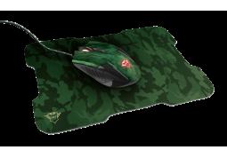 Игровая мышь с ковриком Trust GXT781 RIXA CAMO MOUSE & PAD (23611)