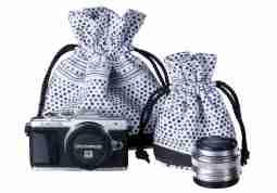 Дизайнерский мешочек для камеры Olympus CBG-10 Camera Pouch Killing Me Softly