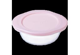 Форма для запекания Pyrex BABY PINK форма стекл.кругл. 0.35л