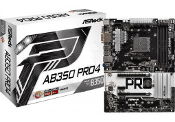 Материнская плата ASRock AB350 Pro4 в интернет-магазине