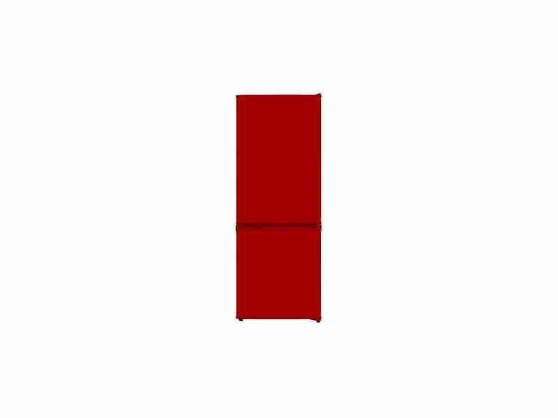 Холодильник Midea HD-377RN Red