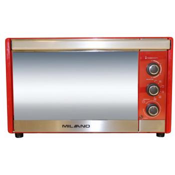 Электродуховка Milano MO-36 Red