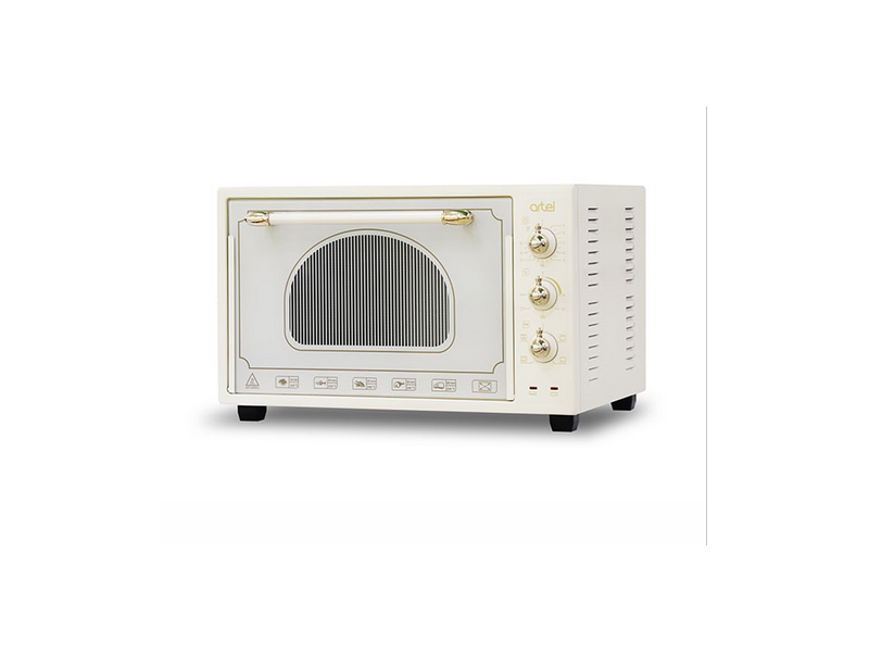 Электродуховка Artel MD 3618 L Retro Beige