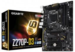 Материнская плата Gigabyte GA-Z270P-D3 описание