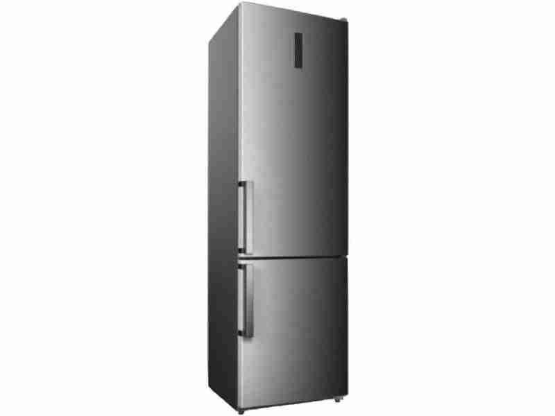 Холодильник с морозильной камерой Midea HD-468RWE1N ST