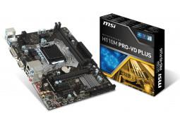 Материнская плата MSI H110M PRO-VD PLUS в интернет-магазине