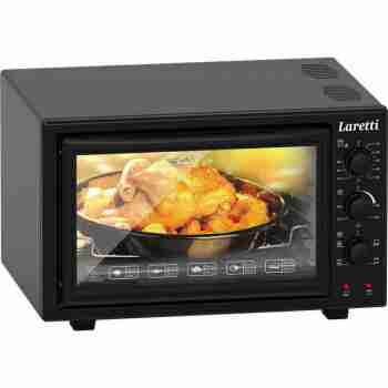 Духовка настольная Laretti LR-EC 3804