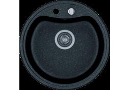 Кухонная мойка Kernau KGS T 51 1B BLACK METALLIC