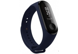 Ремешок Armorstandart для Xiaomi Mi Band 4/3 Dark Blue (ARM51837)