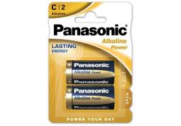 Батарейка Panasonic Alkaline Power Lasting C/LR14 BL 2 шт