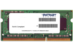 Patriot Signature SO-DIMM DDR3 PSD24G8002S