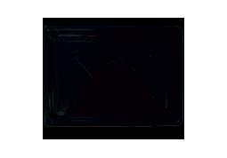 Деко прямоугольное Mirta MO-0138