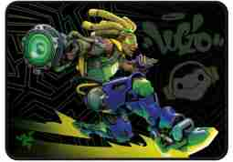 Коврик для мыши Razer Goliathus  Medium (Speed)  Overwatch Lucio Ed. (RZ02-02930200-R3M1)