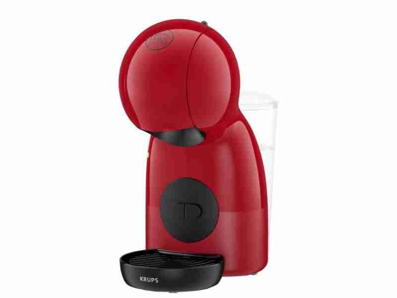 Капсульная кофеварка эспрессо Krups Nescafe Dolce Gusto Piccolo XS Red KP1A0531