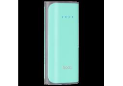 Powerbank аккумулятор Hoco B21 5200 mAh Green