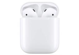 """Наушники TWS (""""полностью беспроводные"""")  Apple AirPods with Charging Case (MV7N2) - Дубль"""