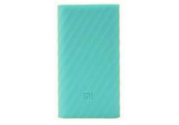 Чехол Xiaomi для Mi Power Bank 2 10000mAh Silicone Protective Case Blue