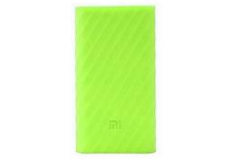 Чехол Xiaomi для Mi Power Bank 2 10000mAh Silicone Protective Case Green