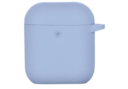 Чехол 2E Pure Color Silicone 3.0mm (Sky Blue) -AIR-PODS-IBPCS-3-SKB для Apple AirPods