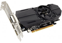 Видеокарта Gigabyte GeForce GTX 1050 Ti (GV-N105TOC-4GL) описание
