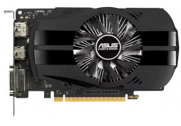 Asus GeForce GTX 1050 Ti PH-GTX1050TI-4G